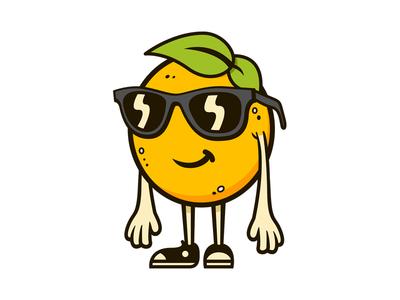 Orange Dude