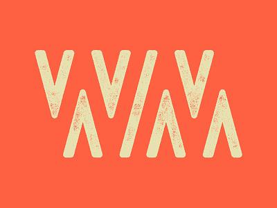 WM type hand drawn type w m design logo typography branding wm forsale