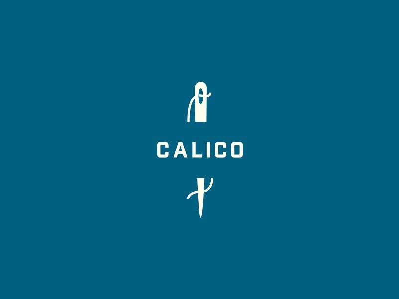 Calico MFG branding logo