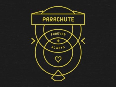 Parachute Rings Tank Design parachute tank design rings diamond music band apparel