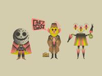 Bad Guys Club Pt. 1