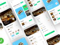 Sushi-Food ordering Application