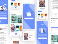 E-Book Market Application