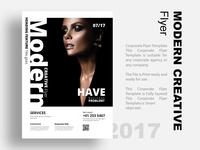 Modern Creative Flyer