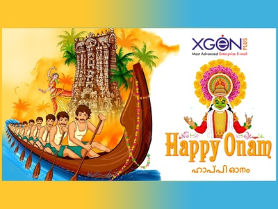Happy Onam Xgenplus