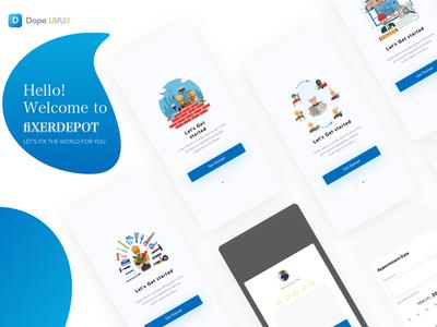 Artisan Mobile app