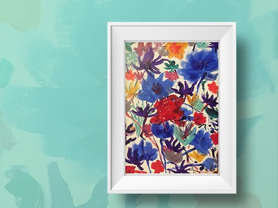 """Family"" fineart family together with family graphic design pielachpawel flowers paint art design paintings"