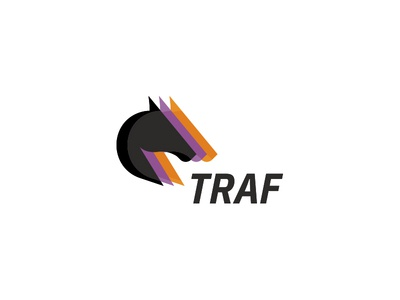 Logo for Trafonline.pl poland pielachpawel vector branding graphic pawelpielach race traf logo design races horses bets mutual