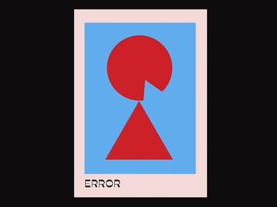 ERROR poster 1