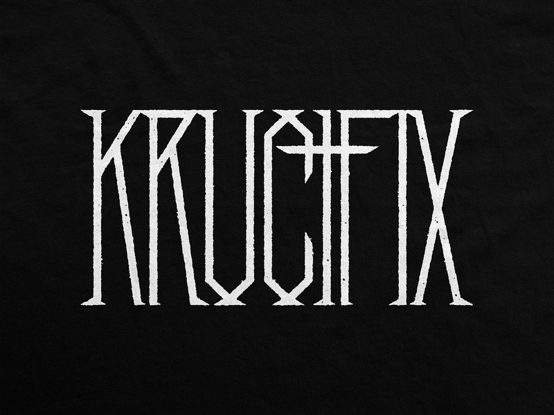 LOGOTYPE-1 logos logodesign customtype custom typeface custom lettering dark metal deathcore metalcore branding logo logotype