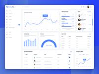 Freebie - Dashboard Design