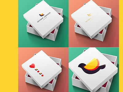 Logo and Package for Sweets Factory product design trendy clean designer character design graphics drawing design webdesign illustation