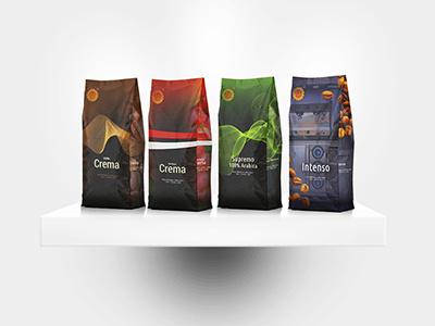 Coffee Pack Design art product design trendy clean designer character design graphics drawing design webdesign illustation package design