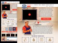 Soviet Styled Website