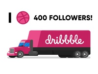 400 followers THANK YOU