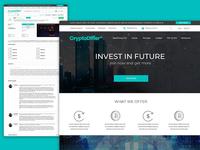 CryptoDiffer Design Concept