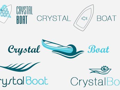 CrystalBoat Work Process