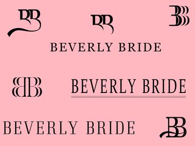 Beverly Bride Logo Design