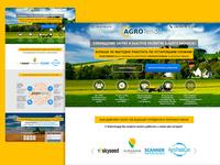Agrotender Website Design