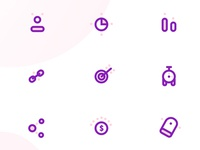 Icon Set + PSD