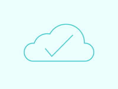(1/100) Cloud Icon