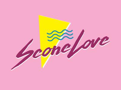 Scone T-shirt Sketch
