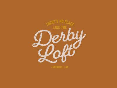 Derby Loft Logo