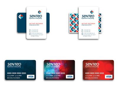 Senteo Inc. design logo branding brand