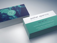 Esther Aparicio Dental Clinic - Brand design