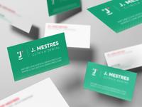 J. Mestres Dental Clinic - Brand design