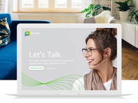Voice2Biz Website Design