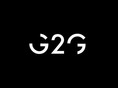 G2G Logo Animation agency branding animation branding ui web design design logo logo design