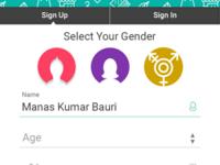 Gender Selection Options
