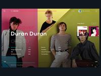 Ü DISCOVER - Duran Duran