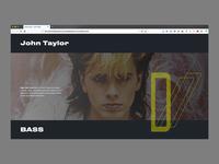 John Taylor — Duran Duran