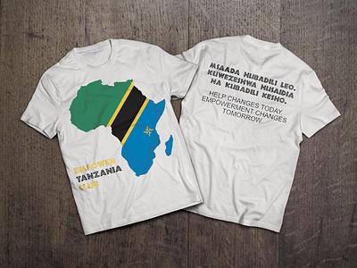 Empower Tanzania T-Shirt club t-shirt