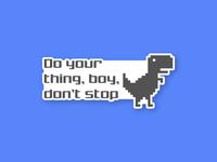 Personal Sticker Idea