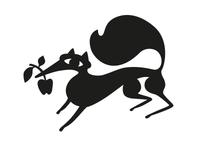 fox whit apple