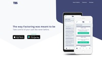Product Launch Page