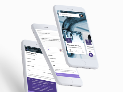 Booking Request   Mobile purple request booking form booking ui app mobile design