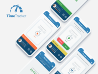 TimeTracker - Mobile App