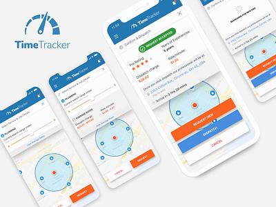 Schedule A Request - Mobile App service home request schedule calendar track app mobile