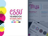 CSSU Yearbook guidelines