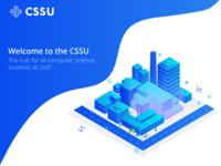 CSSU Website Concept