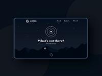 Daily UI: 003 - Landing Page