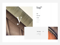 Homepage for Sagº