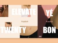 Publik® - Elevate Twenty