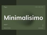 Muli — Minimalisimo Identity