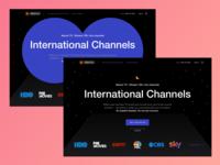 TV On Demand Website