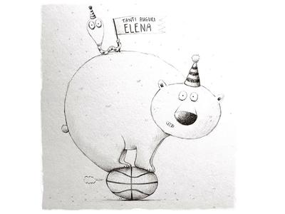 Bear for Elena